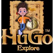 Hugo Explore | 3d Animated GPS Adventure App for Kids